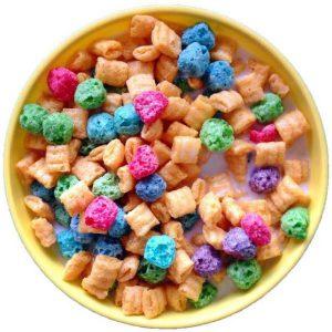 Flavor Apprentice Berry Cereal