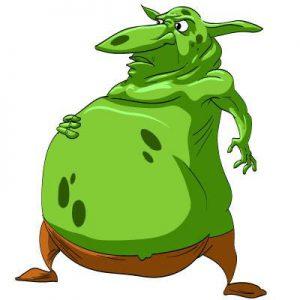 Flavor West Green Goblin Energy