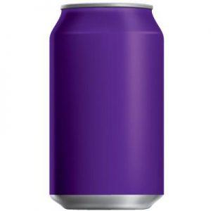 Flavor West Grape Soda